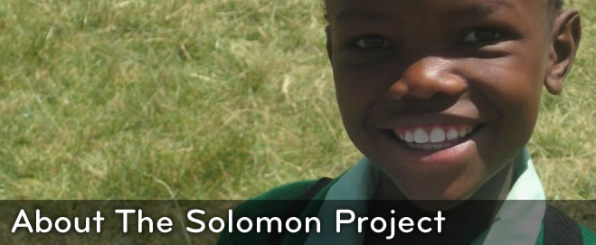 The Solomon Project: ABOUT